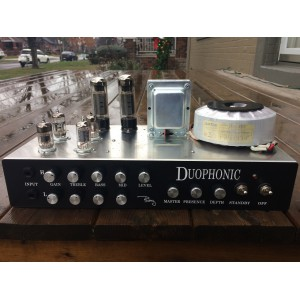 50W Duophonic