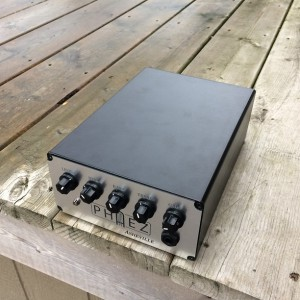 Asheville Preamp SOLD