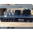 18W Riggs in Brown Cab